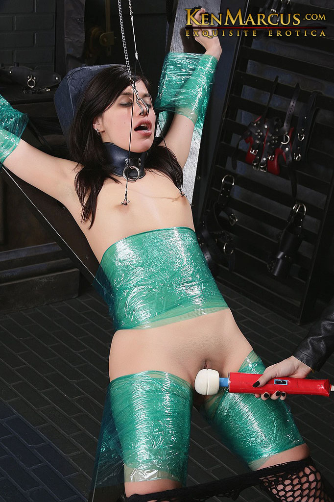 Blowjob with mineral water