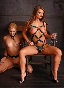 Rita Faltoyano and Ariel Summers