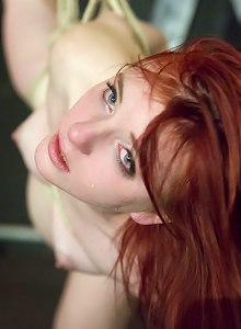 Redhead needs discipline and control to get her messy life in order